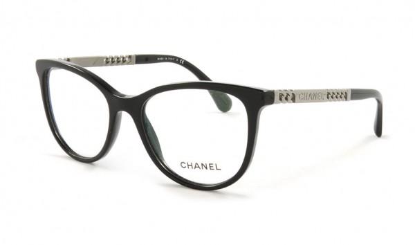 Chanel CH 3342 501 52 Schwarz