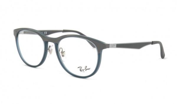 Ray Ban RX 7116 5679 51 Matte Transparent Grey
