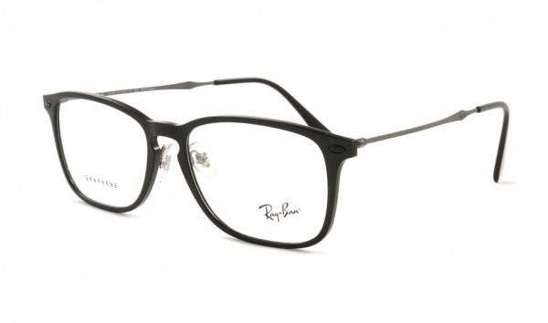 Ray Ban RX 8953 8025 56 Black Graphene