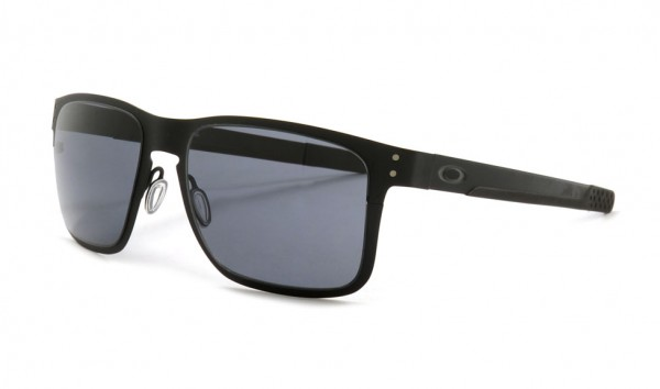 Oakley Holbrook OO4123-0655 Matte Gunmetal Prizm Black Polarized