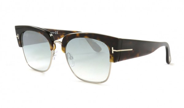 Tom Ford Dakota 02 FT 0554 52X 55 Braun