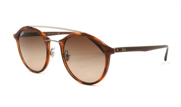 Ray Ban RB 4266 6201-13 49 Brown Brown Gradient Dark Brown