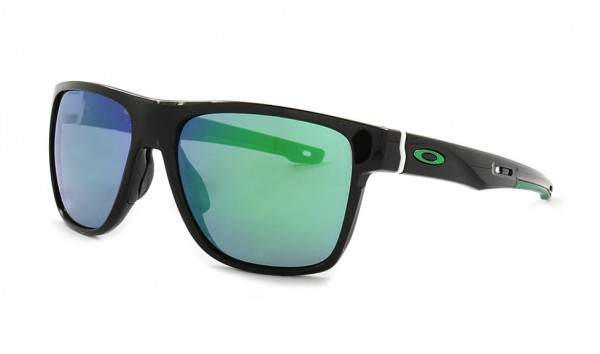 Oakley Crossrange OO9360-0258 Polished Black Jade Iridium