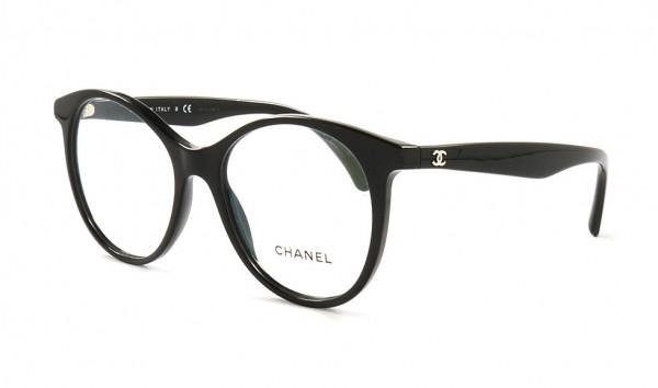 Chanel CH 3361 501 52 Schwarz