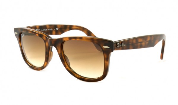 Ray Ban RB 4340 710-51 50 Havana Brown Gradient
