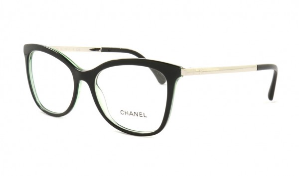 Chanel CH 3365 1610 54 Schwarz