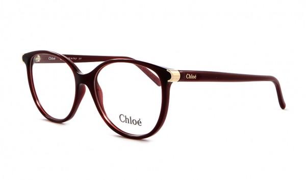 Chloé CE 2657 603 53 Rot