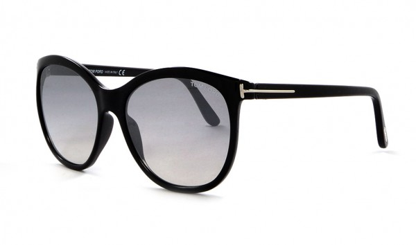 Tom Ford FT 0568 01C 57 Schwarz