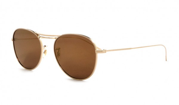 Oliver Peoples OV 1226S 5236F9 52 Gold