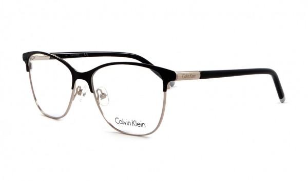 Calvin Klein CK 5464 1 53 Schwarz Matt