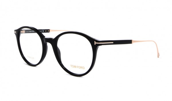 Tom Ford FT 5485 1 51 Schwarz