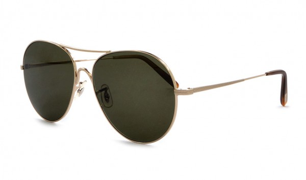 Oliver Peoples OV 1218S 503552 58 Gold
