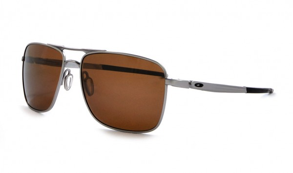 Oakley Gauge 6 OO6038-0557 Silver