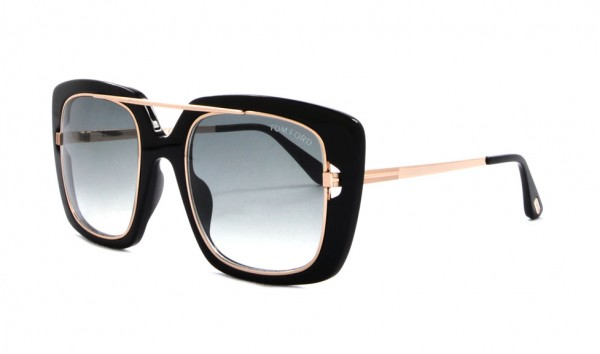 Tom Ford FT 0619 1B 52 Schwarz