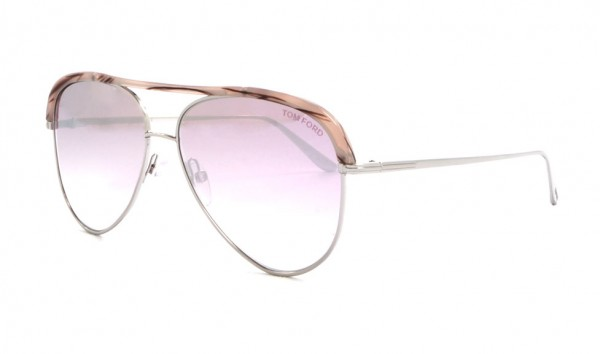 Tom Ford FT 0606 16Z 60 Silber