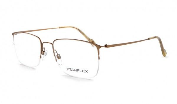 TITANflex 820764 20 52 Gold Matt