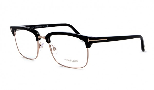Tom Ford FT 5504 1 54 Schwarz