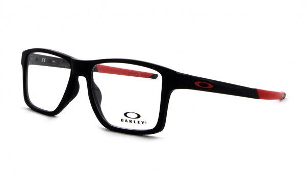 Oakley Chamfer Squared OX8143-0554 Satin Black