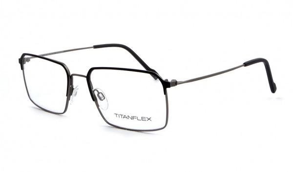 TITANflex 820768 31 53 Schwarz Matt