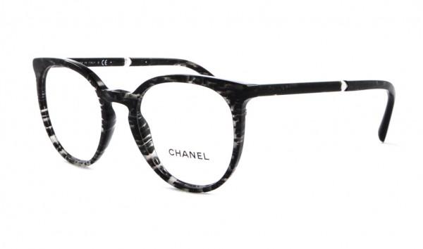 Chanel CH 3376-H 1636 48 Schwarz