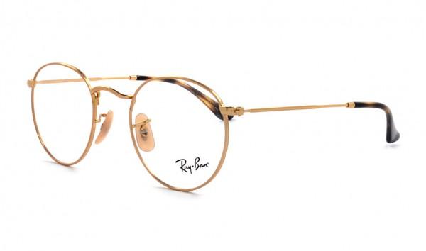 Ray Ban RX 3447V 2500 50 Gold