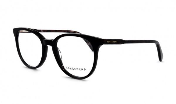 Longchamp LO 2608 2 51 Schwarz