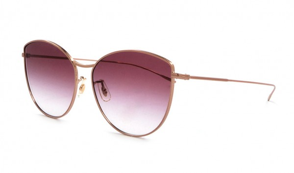 Oliver Peoples OV 1232S 5037BH 60 Gold