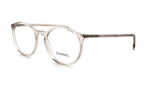 Chanel CH 3372 1534 50 Transparent