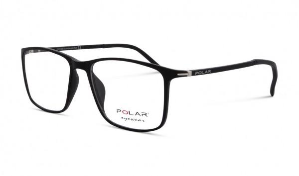 Polar Eyewear Teen 02 80 52 Schwarz Matt