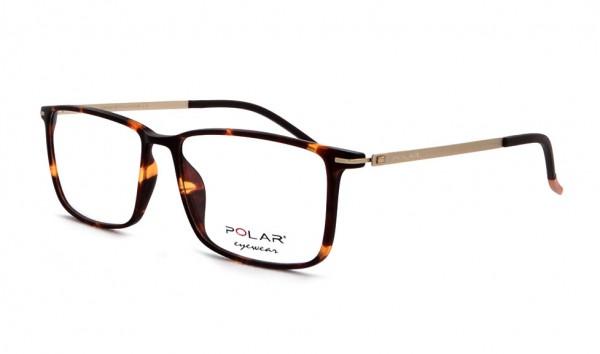 Polar Eyewear 950 428 56 Braun Matt