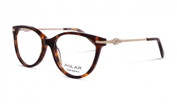 Polar Eyewear Crystal 2 428 53 Braun