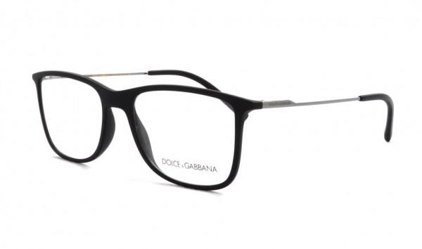 Dolce & Gabbana DG 5024 9256 55 Schwarz Matt