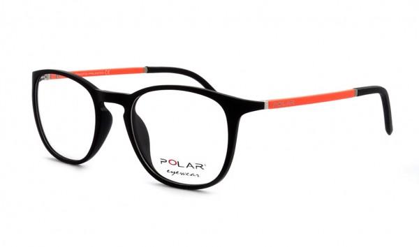 Polar Eyewear Teen 05 76 47 Schwarz Matt