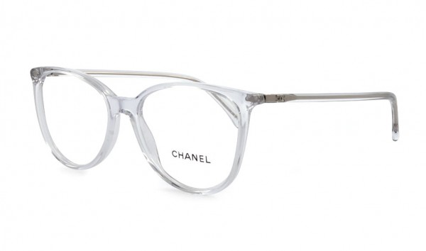 Chanel CH 3373 660 52 Transparent