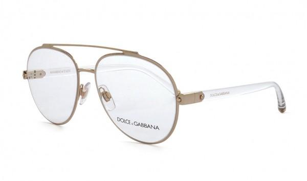 Dolce & Gabbana DG 1303 488 53 Gold
