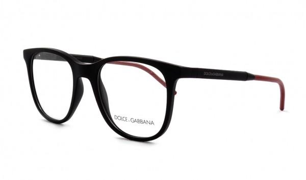 Dolce & Gabbana DG 5037 2525 51 Schwarz Matt