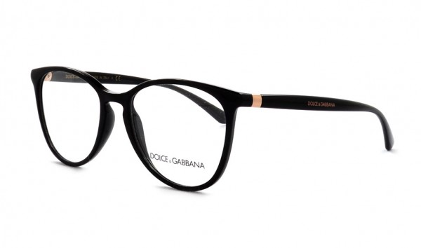 Dolce & Gabbana DG 5034 501 51 Schwarz