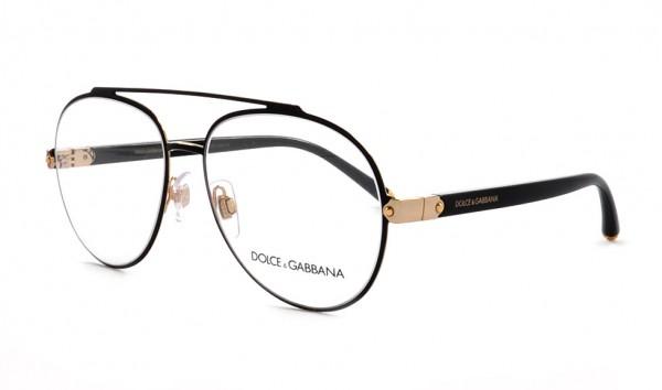 Dolce & Gabbana DG 1303 1287 55 Schwarz