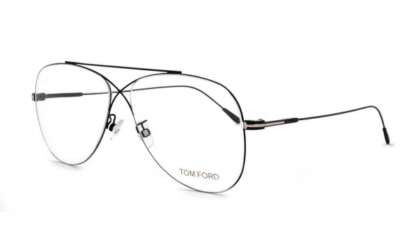 Tom Ford FT 5531 001 56 Schwarz