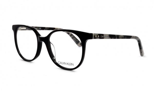genießen Sie besten Preis herausragende Eigenschaften gut aussehend Calvin Klein CK 18538 001 50 SChwarz Brille online kaufen - Brille ...