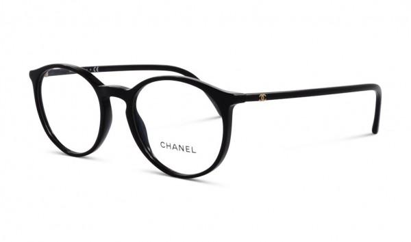 Chanel CH 3372 501 50 Schwarz
