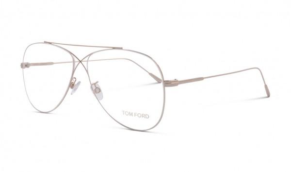 Tom Ford FT 5531 028 56 Silber