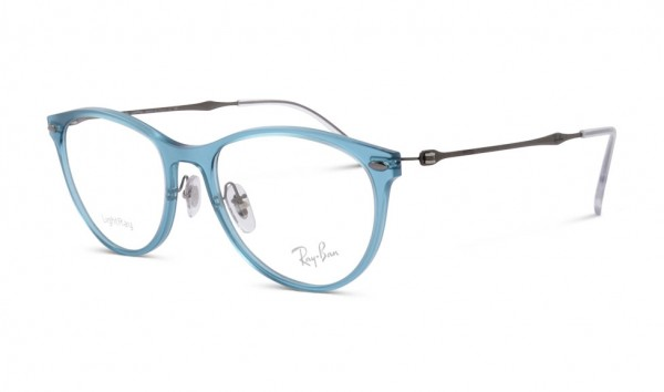 Ray Ban RB 7160 5866 52 Demi Gloss Blue