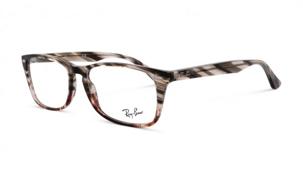 Ray Ban RB 5228M 5837 54 Grey Gradient Brown