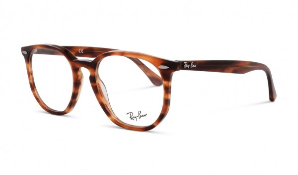 Ray Ban RB 7151 5797 52 Havana Red/Brown