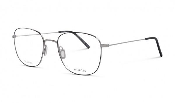 Munic Eyewear Mod 416 col 82 52 Silber