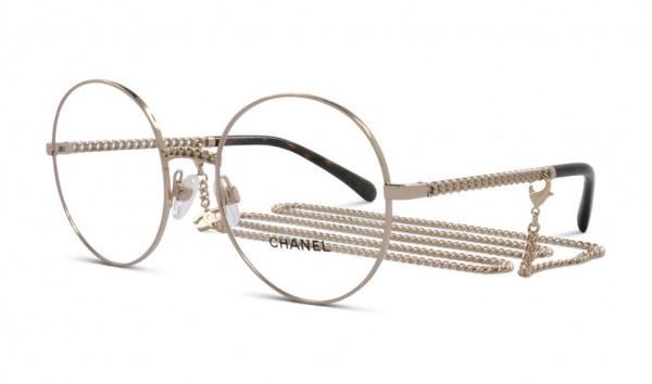 Chanel CH 2186 395 47 Gold