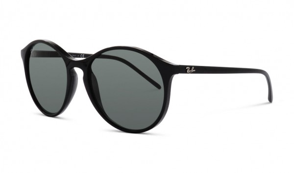 Ray Ban RB 4371 601-71 55 Black Green