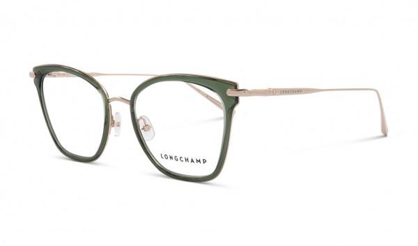 Longchamp LO2635 305 52 Grün