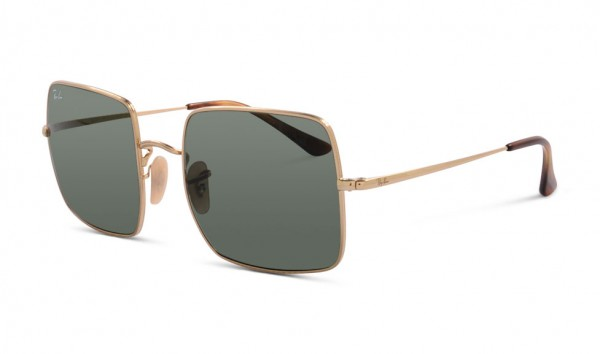 Ray Ban RB 1971 9147-31 54 Gold Green